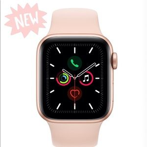 Apple Watch Series 5 40mm Rose, NEW IN BOX